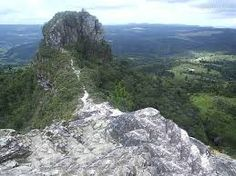 Morro 3 Picos em Rio do Sul - SC fonte: Google
