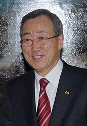UN - Ban Ki-Moon