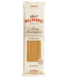 Diese Nudel bleibt immer al dente!      Spaghettini N° 2     Länge 260 mm, Stärke 1,69 mm     Kochzeit 8 Min.     Kochen und Aufwärmen 4' + 50