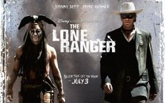 Stale Treat: The Lone Ranger!