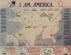 map of america in future   Stuff to buyer america   Pinterest   Map ...