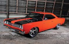 1969 Plymouth Road Runner Maintenance/restoration of old/vintage vehicles: the material for new cogs/casters/gears/pads could be cast polyamide which I (Cast polyamide) can produce. My contact: tatjana.alic@windowslive.com