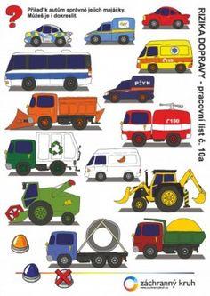 Záchranný kruh Free Preschool, Preschool Activities, Truck Art, Kids Prints, Poster Prints, Posters, Transportation, Toys, Diana