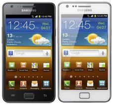 This is the Samsung Galaxy S II: New Enhanced Android Smartphone