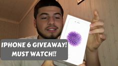 IPHONE 6 GIVEAWAY!! DON'T BE A FOOL, CLICK NOW!