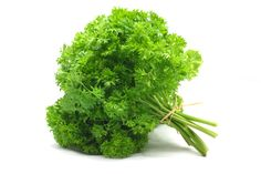 Difference between: curly and flat leaf parsley