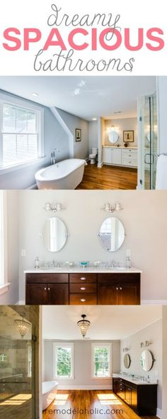 Dreamy Spacious Bath