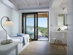 Villa Niolos, Chania, Crete - Greece. #villa #greece #crete #vacationrental #luxury #private #island #sea #view #chania