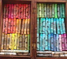 pastels?