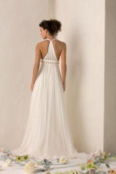 halter neck cocktail wedding dress - Google Search