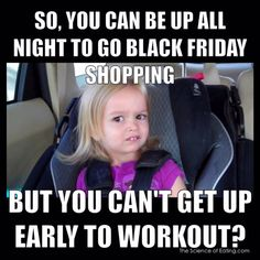 #BlackFriday: Only in America will people trample one another to buy sale items exactly one day after they were thankful for what they have.