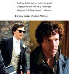 Accurate! Sherlock.