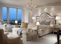 modern bedroom designs, furniture and bedding fabrics