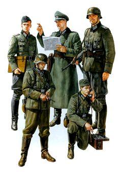 Wehrmacht Field Commander