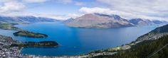 Beautiful landscape, New Zealand