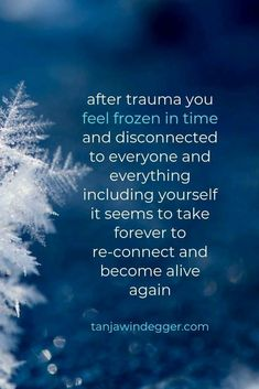 after trauma you feel frozen in time Mental And Emotional Health, Emotional Abuse, Emotional Healing, Now Quotes, Life Quotes, Heart Quotes, Trauma Quotes, Persona Feliz, Stress Disorders