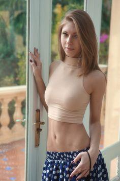 Russian nude porno star young