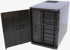 25 Best DIY Home Server & NAS Builds images in 2015 | Tech