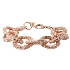 Funkelndes Armband in Rosegold ♥ ab 59,90€ ♥ Hier kaufen: http://www.stylefru.it/s82910 #Armband #Schmuck #Rosegold #Gold #stylefruits