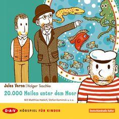 20.000 Meilen unter dem Meer: Ein Hörspiel für Kinder | [Jules Verne]