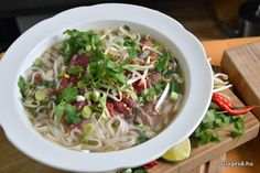 A világ legjobb levese, a vietnami phó (recept) - világevő