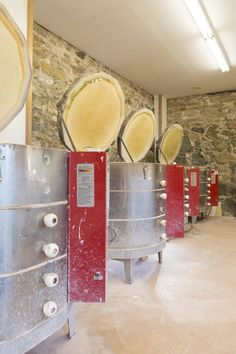 Rows of Kilns at Ephraim Faience Pottery Pottery Studio, Pottery Art, Clay Matthews, Ceramic Studio