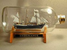 Ship In Bottle Models