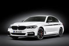 Dit is de dikste nieuwe 5-serie tot nu toe: met dank aan BMW M-Performance