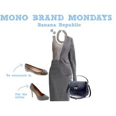 Mono Brand Mondays - Banana Republic