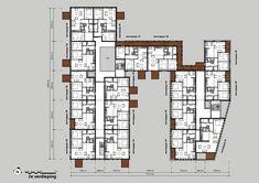 Plattegrond 2e verdieping Floor Plans, Floor Plan Drawing, House Floor Plans