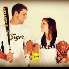 How cute! I want a baseball player!(: