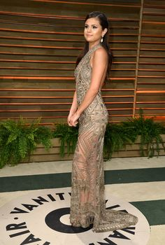 Selena Gomez | 57 Awesome Oscars After-Party Dresses The Stars Partied In Last Night