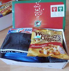 2015 - Gepackter Karton für einen Jungen (10-14)