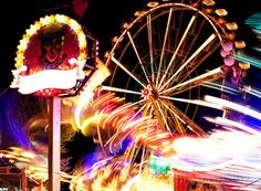 All The Fun Of The Fair, one of our favourite summer party themes. Brand new for 2012!