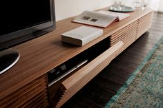 modern furniture & lighting | spencer interiors | audio visual cabinets