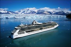 Cruise Alaska, whales, Northern Lights, glaciers!