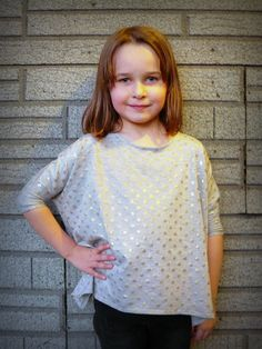 Mia's fave top -- download the pattern