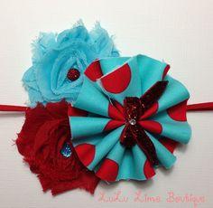 Baby Girl Headbands Baby Headbands Newborn by LuLuLimeBoutique, $18.00