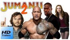 JUMANJI 2 International Trailer (2017) New Footage, Dwayne Johnson Adventure Movie HD Upcoming Movie Trailers, Upcoming Movies, Jumanji 2, Dwayne Johnson, Baseball Cards, Adventure, Film, News, Movie