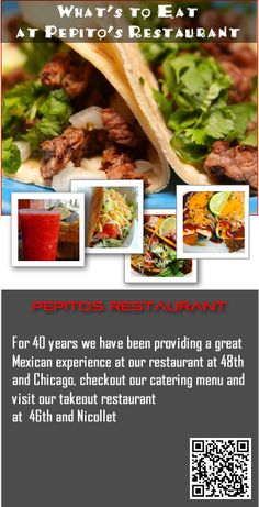 Welcome to Pepito's!