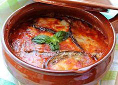 Parmigiana veloce in padella   ricetta con melanzane il mio saper fare