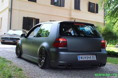 VW Golf Mk4 Matte R32