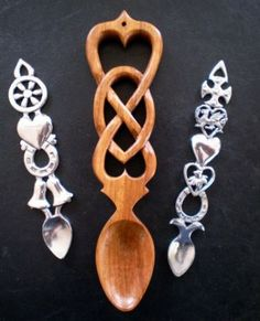 Welch Love Spoons