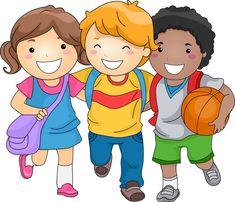 3104 best kids clipart images on pinterest boy doll activities rh pinterest com School Supplies Clip Art school kids clip art free