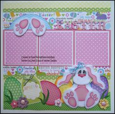 Little Scraps of Heaven Designs Design Team: Easter