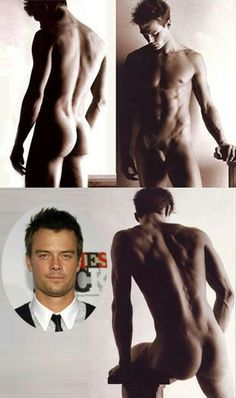 Are not josh duhamel nude greg gorman much