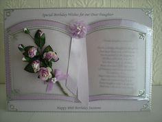 Lavender Bookatrix   beautiful cards   Pinterest