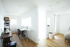 窓から街を一望できる家 | 施工例のご紹介|無印良品の家 http://www.muji.net/mt/ie/case/index_130416.html