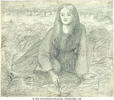 "a-little-bit-pre-raphaelite: "" Still it is but the memory Of something I have seen In the dreamy summer weather When the green leaves came between: The shadow of my dear love's face- So far and. Elizabeth Siddal, Deep Red Hair, Kate Blog, Christina Rossetti, Pre Raphaelite Brotherhood, Dante Gabriel Rossetti, John William Waterhouse, Pet Names, Fairy Tales"