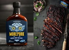 Morepork BBQ         on          Packaging of the World - Creative Package Design Gallery